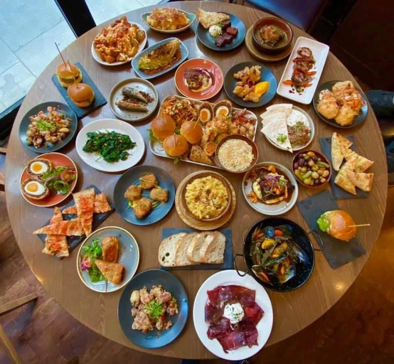 Hanover Street Restaurants and Bars Lunya