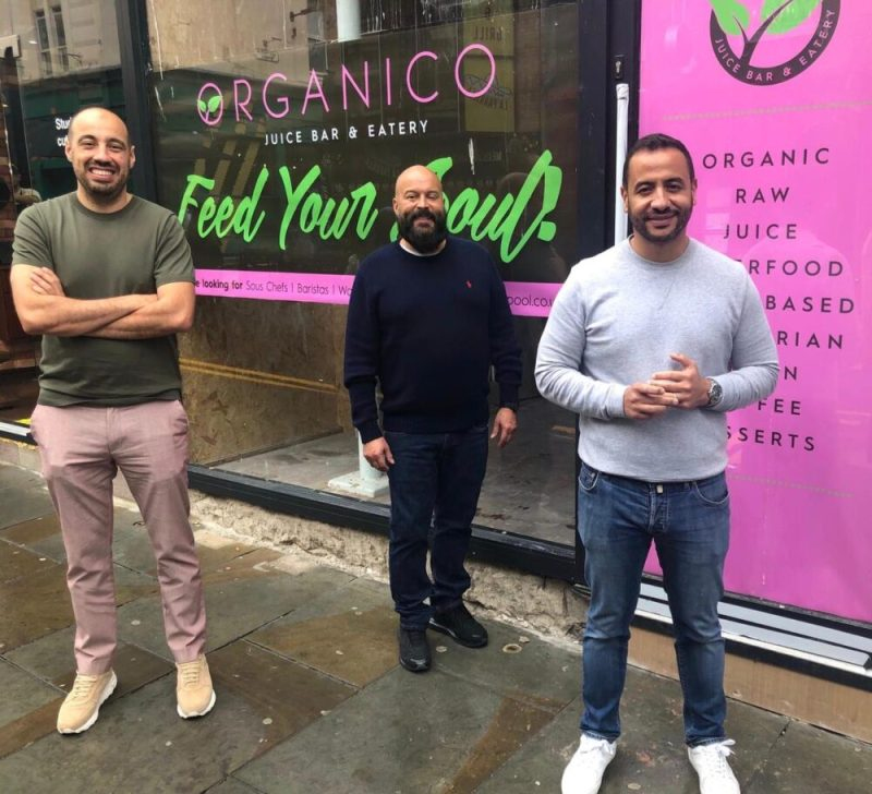 Organico Bold Street