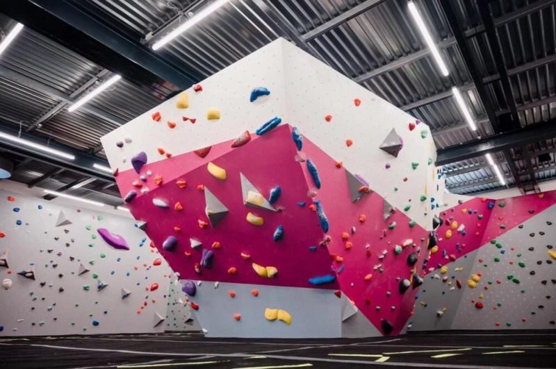 Fun Activities to do in Liverpool The Climbing Hangar