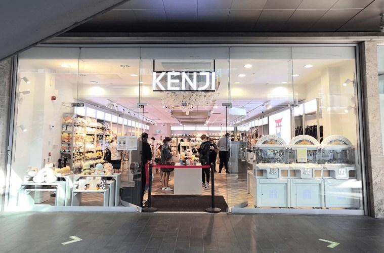 Kenji Store Liverpool ONE