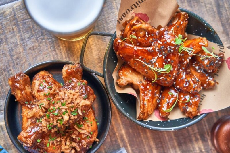 Smithdown Road Restaurants Spitroast
