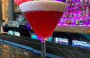 Titanic Hotel Breast Cancer Awareness Month Pink Lady Mocktail