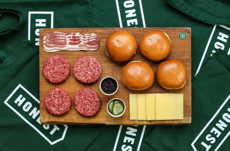 Best Home Delivery Meal Kits Honest Burgers