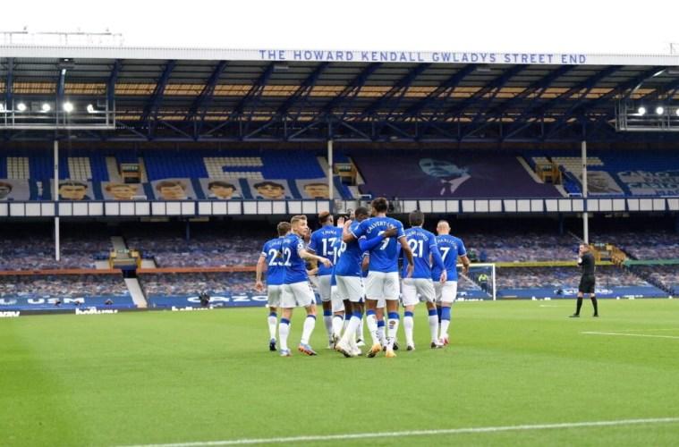 Everton FC 20-21 Season