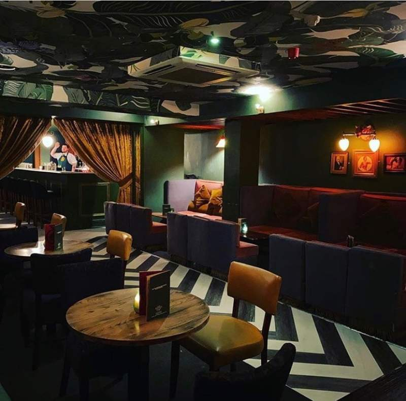 Hidden Gems of Liverpool Jenny's Bar