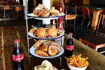The Baltic Social Valentine's Punk Afternoon Tea Delivery