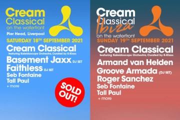 Cream Classical Ibiza