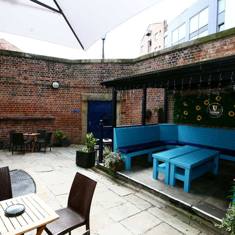 Liverpool Outdoor Dining The Bridewell