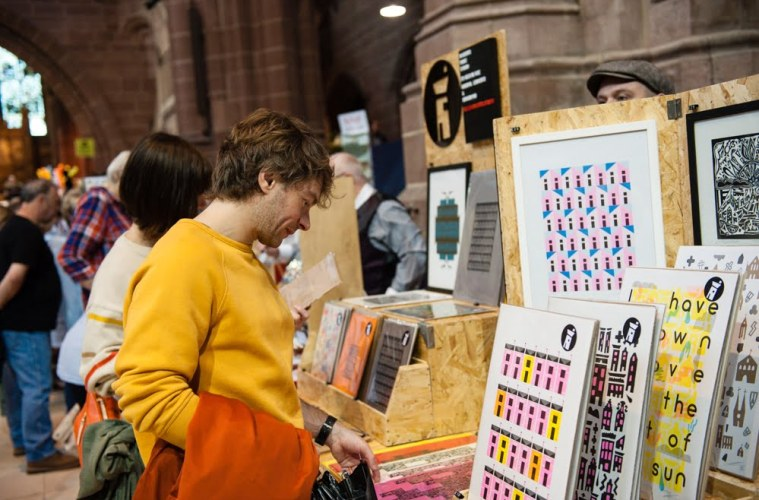 Summer Arts Markets return to Liverpool Cathedral 5 & 19 June