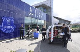 Everton In The Community Blue Family