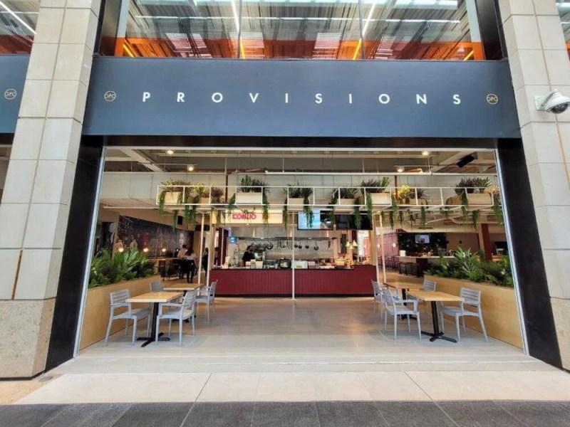 GPO Provisions Metquarter