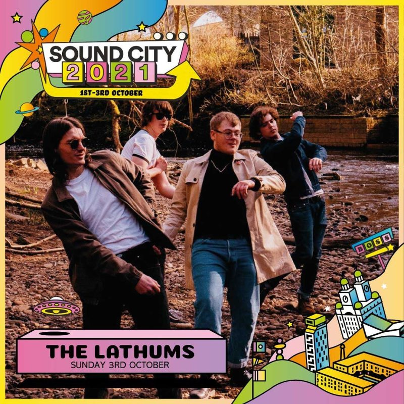 Sound City The Lathums