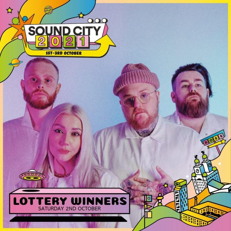 Sound City The Lottery Winners