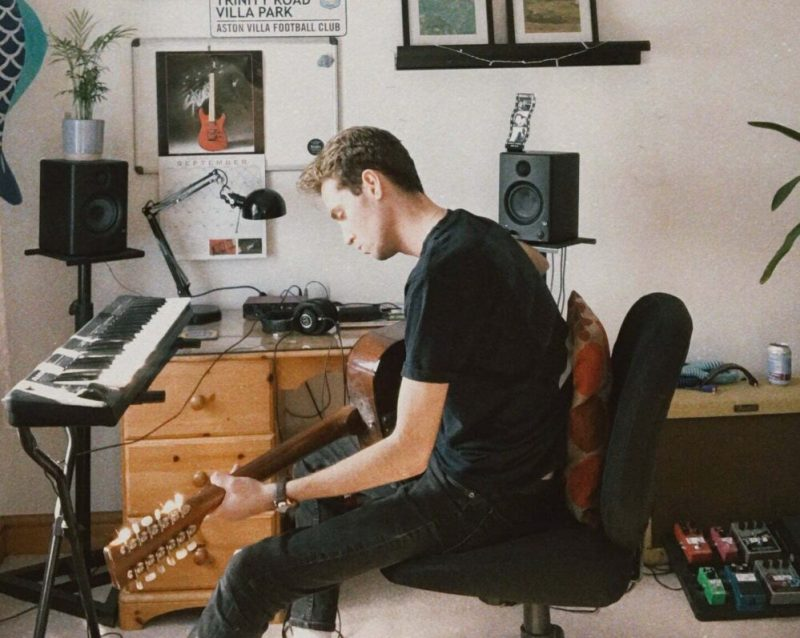 New Noise Euan Blackman