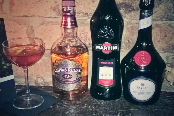 Berry and Rye