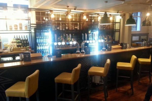 Newington Temple pub Liverpool Bier