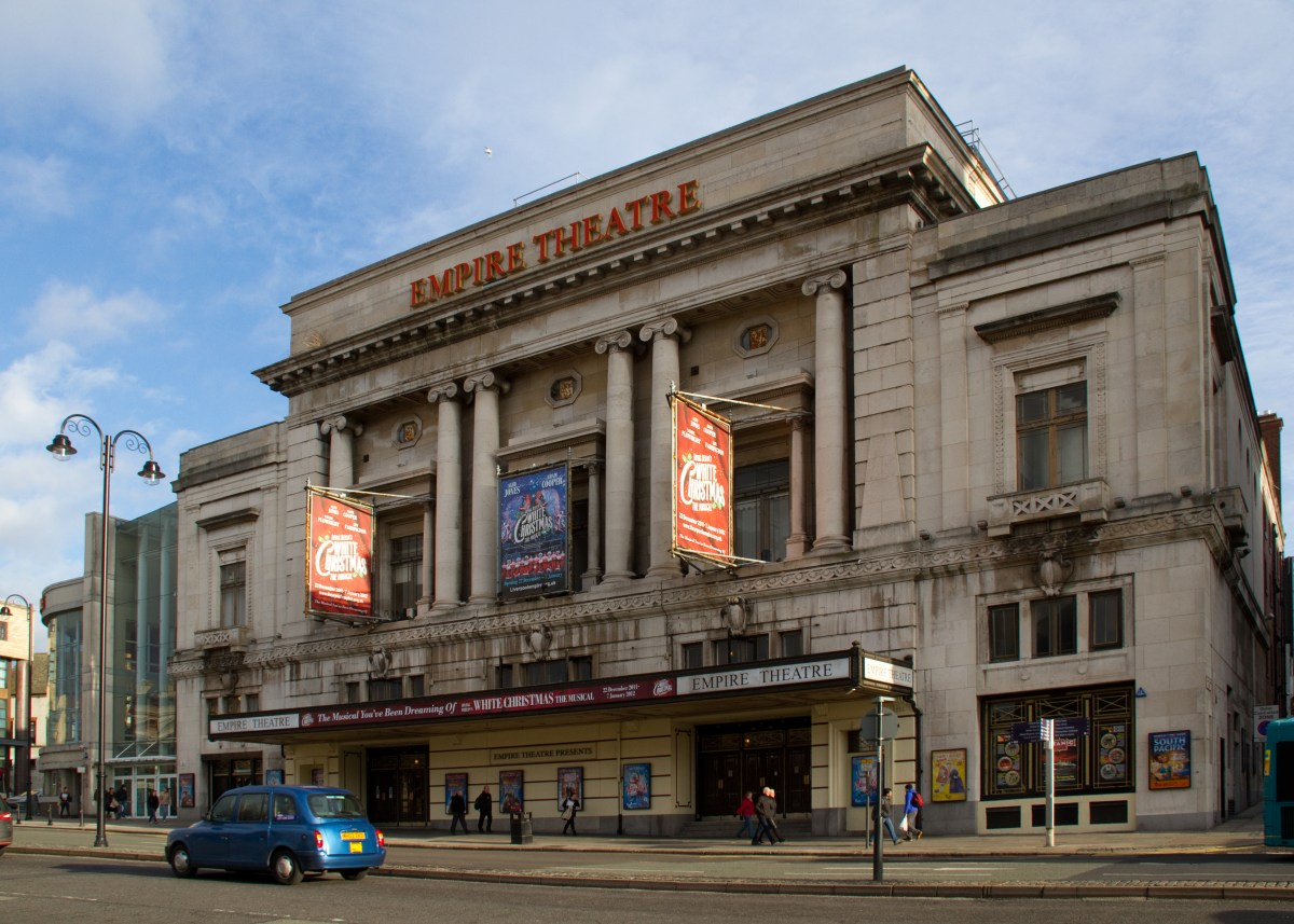 Liverpool Empire Theatre