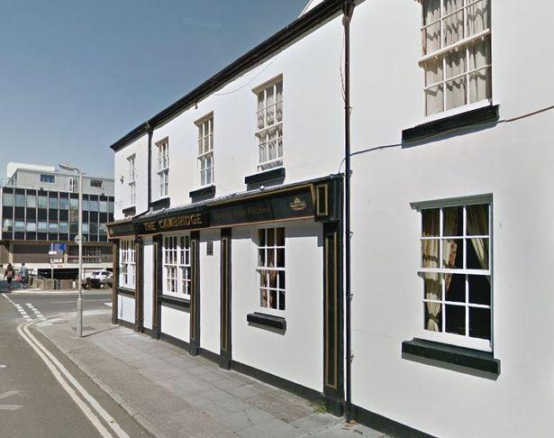 The Cambridge Pub Liverpool