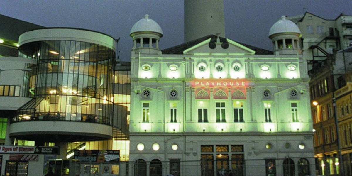 Playhouse Theatre Liverpool