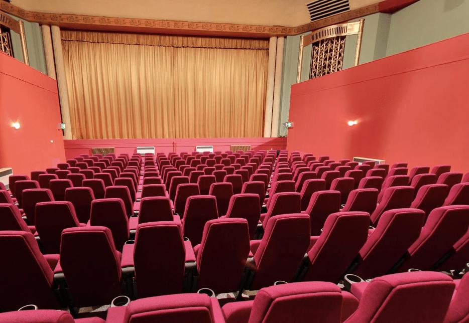Plaza Community Cinema Crosby