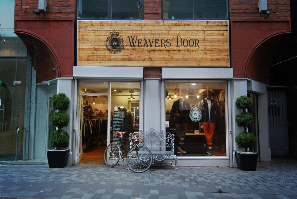 Weaver's Door