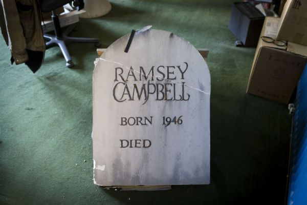 Ramsey Campbell Tombstone