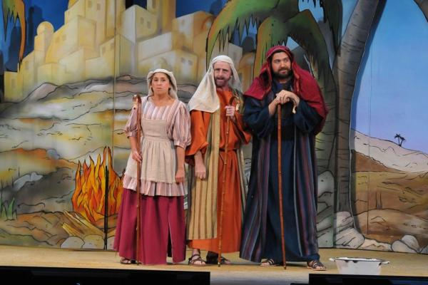 The Scouse Nativity