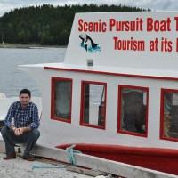 Scenic Pursuit Boat Tours- Tourism at its Finest.