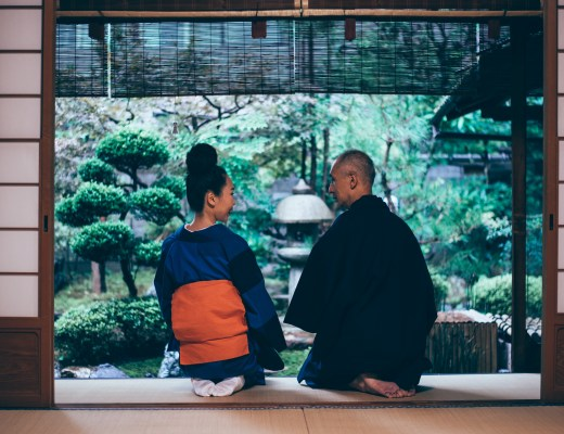How to book a temple stay on Mt. Koyasan