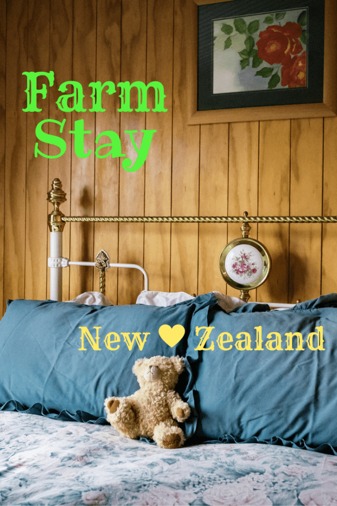 New Zealand farm stay and craft classes