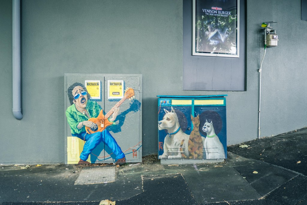 Hipster ponsonby, auckland New zealand