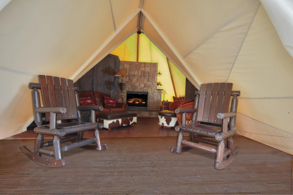 glamping east coast