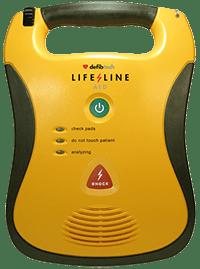 LIFELINE SEMI AUTO AED