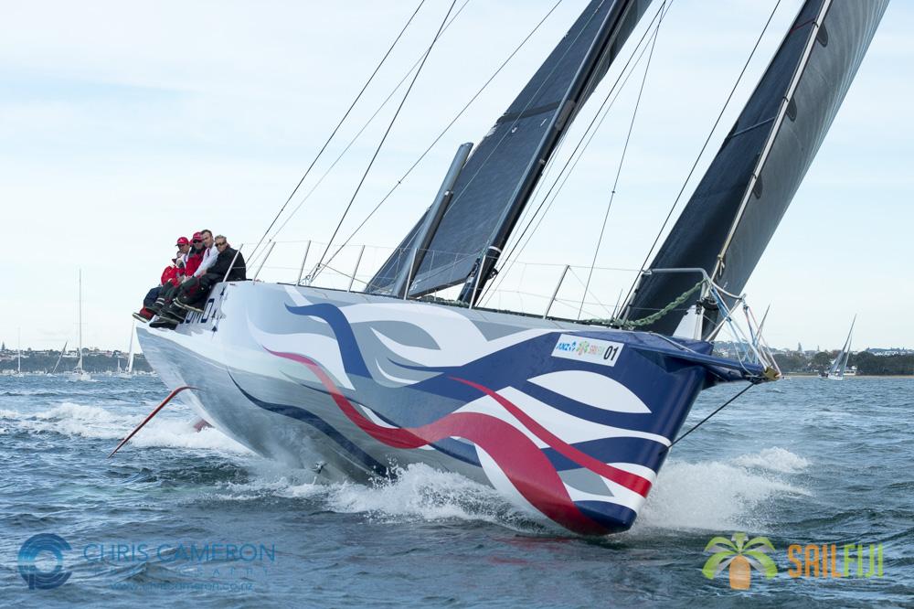 ANZ Sail Fiji – Update from Giacomo | Live Sail Die
