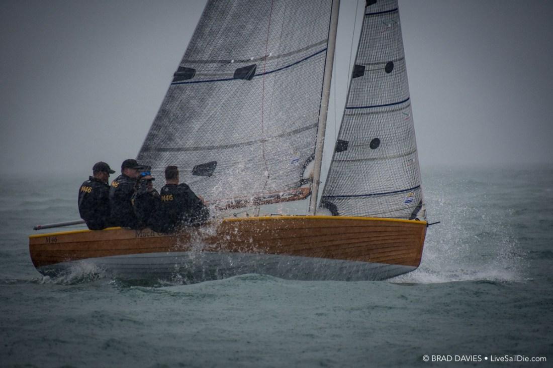 Mach One. 78th M Class Logan Brad Davies Live Sail Die