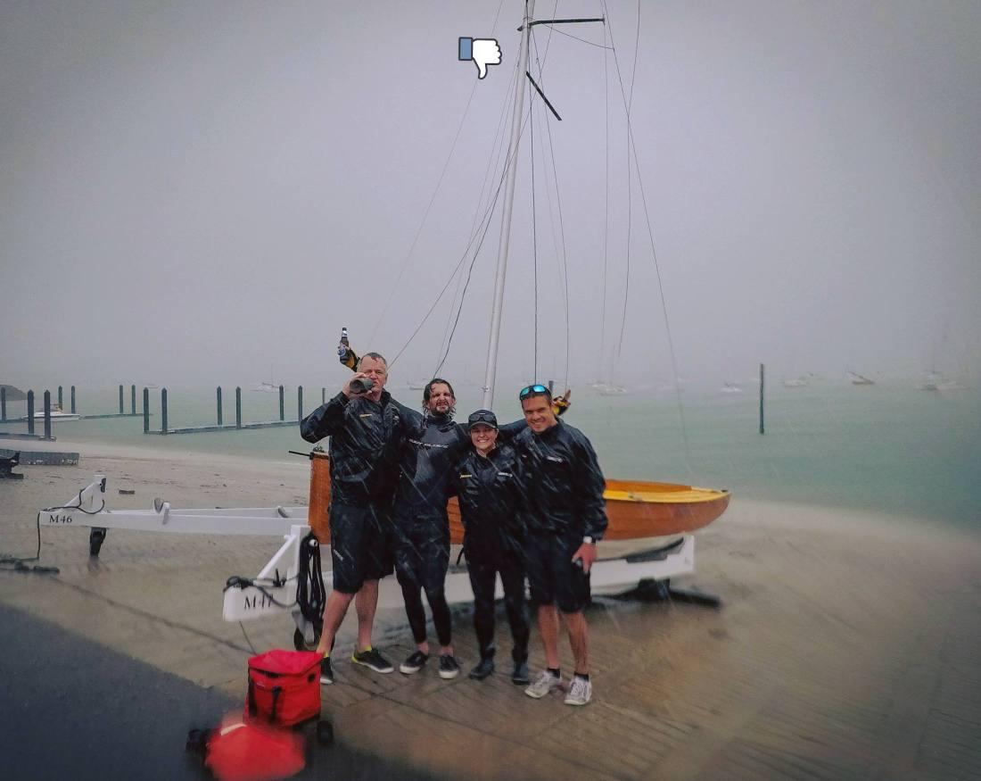 Matara. 78th M Class Logan Brad Davies Live Sail Die
