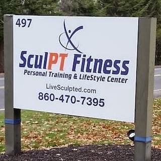 Sculpt Fitness at 497 Main Street in Farmington, CT Personal Training in Connecticut
