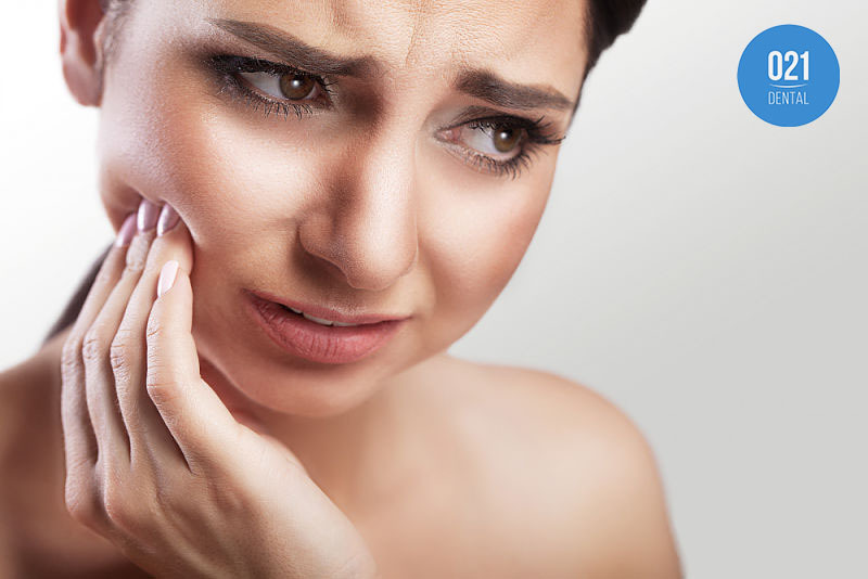 Tratamentos para dentes quebrando