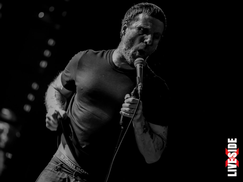 SLEAFORD MODS IN A GOOD MOOD