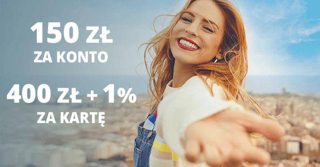 CitiKonto: 150 zł za konto osobiste
