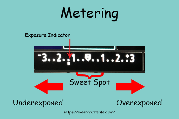 Metering in DSLR Photography