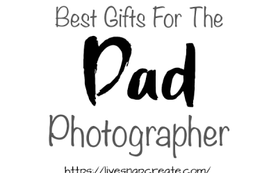 16 Photography Gifts for Dad