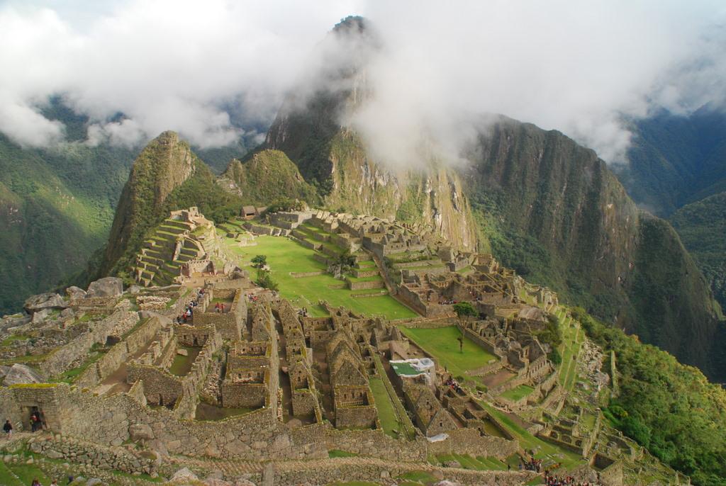 Machu Picchu: Conquered
