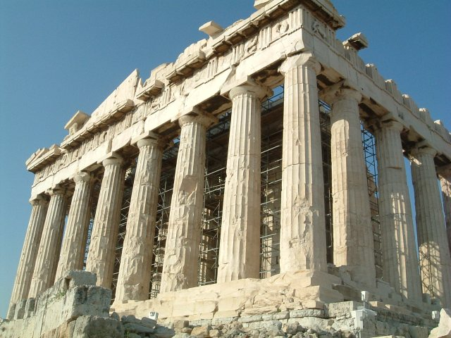Ruminations from the Acropolis