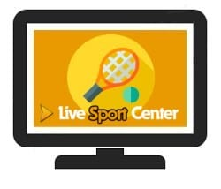 watch live tennis on tv