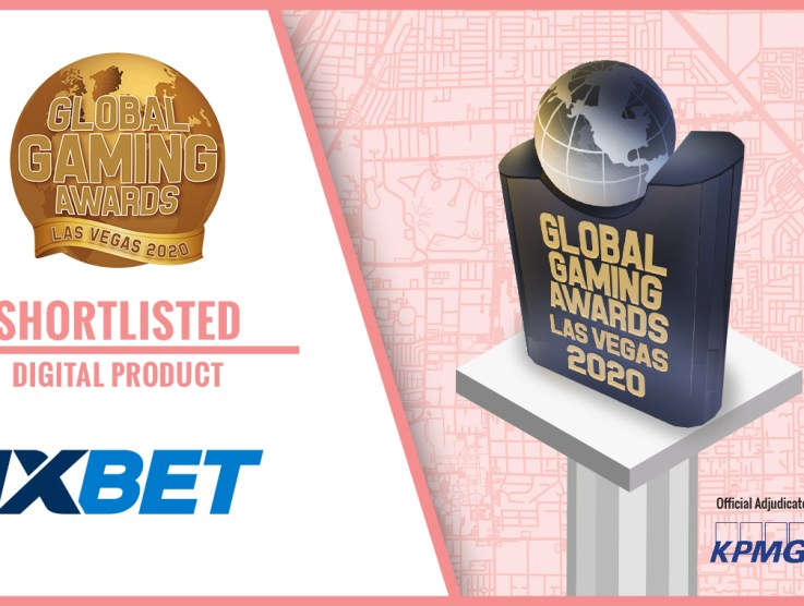 1xBet номинирован на престижную премию GlobalGamingAwards