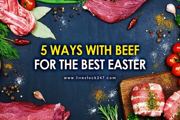 5 ways with beef for the best Easter