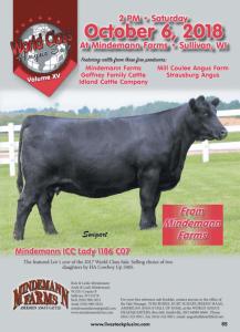 Mindemann Farms World Class Angus Sale @ Sullivan | Wisconsin | United States