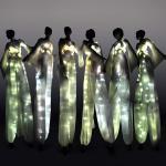 Glowing Goddesses
