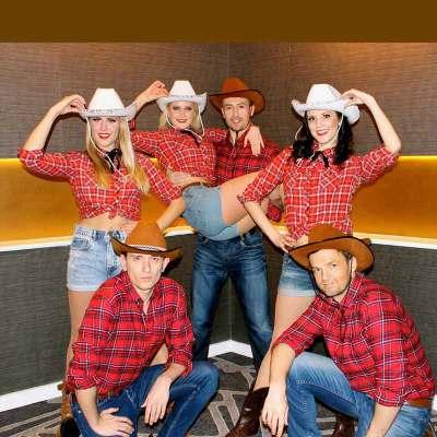 Wild West Dance